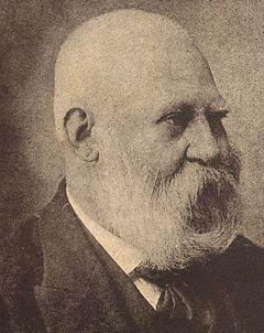 """Johann Most, der Autor der """"Gottespest"""""""